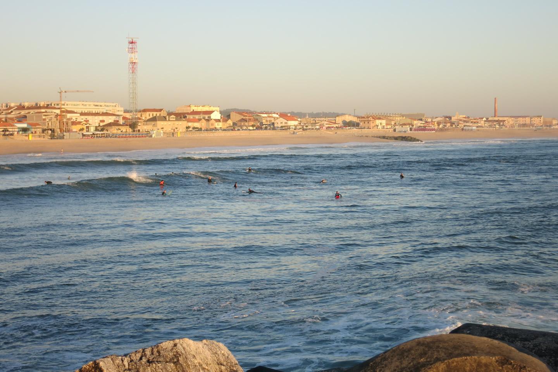 Espinho, a world class surf spot!