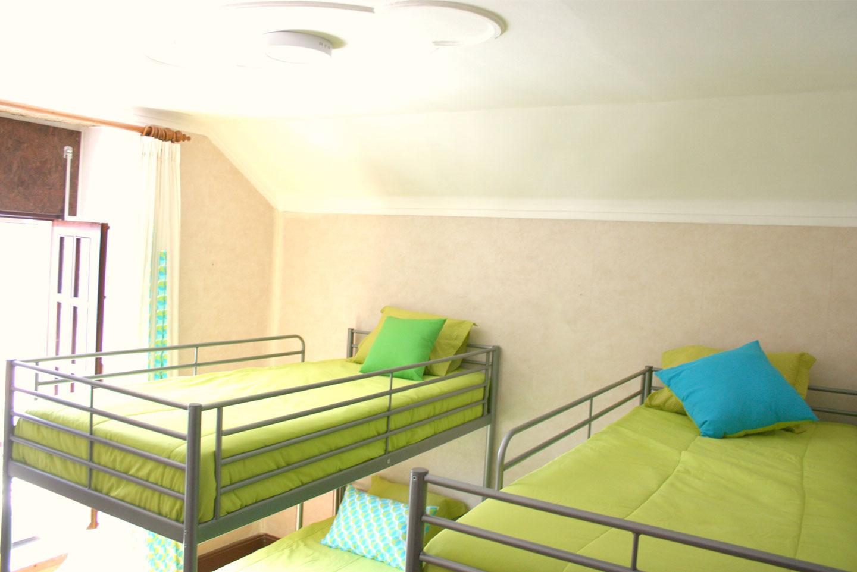 Green dorm
