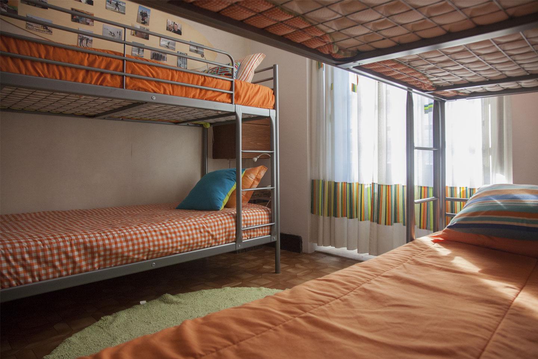 Orange dorm
